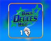 Bonus Deuces Wild 1 Hand